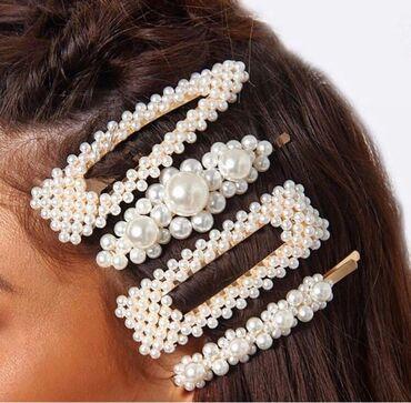 Saç zakolkaları - Azərbaycan: Sac brosigenc xanimlarimizin sacini bezeyecek