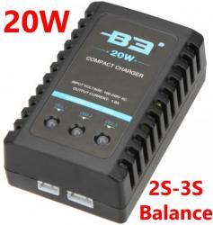 IMAX B3 20W - балансирующее зарядное устройство для 2-х или 3-х