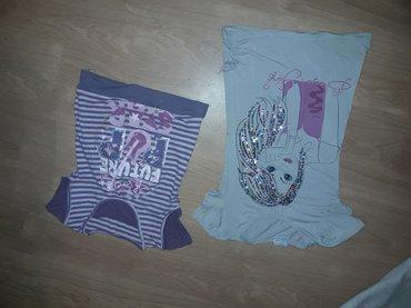 Brezee tunika + majica vel. 134 - Prokuplje