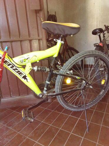 Prodajem ili menjam za klasicni zenski bicikli. Polovan u dobrom
