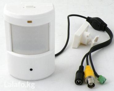 2 скрытых камер с комплектом записи до месяца ..... в Бишкек