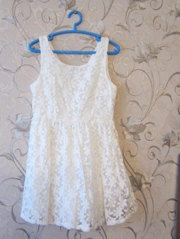 Платье гипюровое с подкладом европейское в Бишкек
