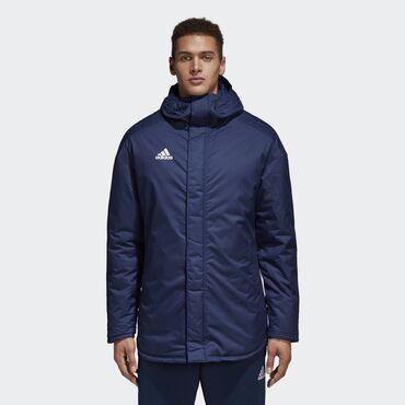 В наличии зимняя куртка Адидас оригинал размер 52-54 наш адрес
