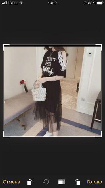 Двойка туника + юбка