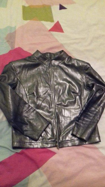 Sjajna texas jakna,m veličine - Kragujevac