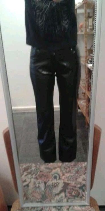Pantalone-nisu-italiji - Srbija: Nove pantalone od eko kože. Nisu tanke