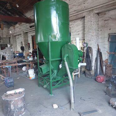 дробилка для сена в Кыргызстан: Дробилка для корм