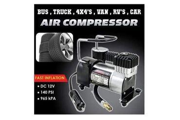 Auto radio - Srbija: 3600dinAutomatski vazdušni kompresor za sve vrste guma, dušeka i