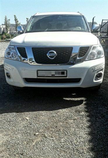 Bakı şəhərində Nissan Patrol 2013