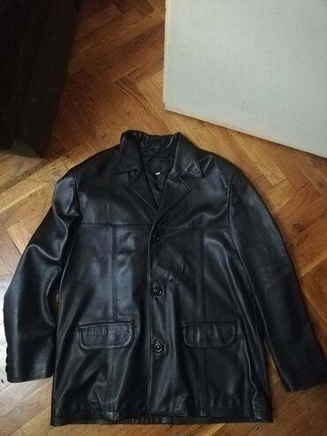 Na prodaju nova kozna jakna, vrhunski kvalitet.Trenutna cena u