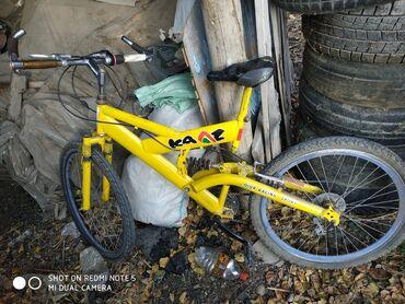 Продаю велосипед без заднего колеса Состояние хорошее ТАЛАС