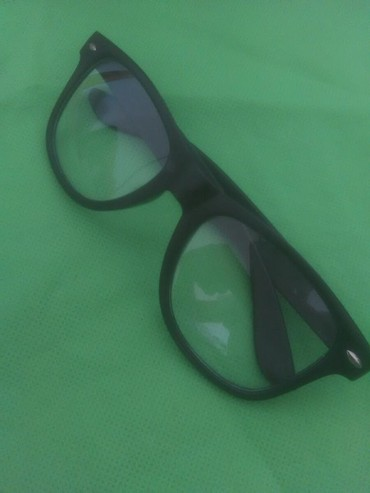 Стильные нулевые очки.  Можно поменять в Бишкек