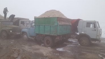Жом жом жом дешево с доставкой песок в Бишкек