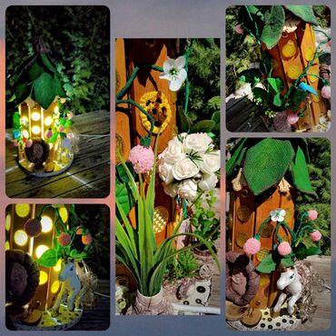 Продаю волшебный светильник для деток с множеством деталей и единоро