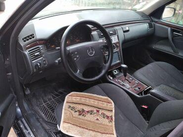 Mercedes-Benz Sumqayıtda: Mercedes-Benz E-Class 2.2 l. 2000 | 360000 km