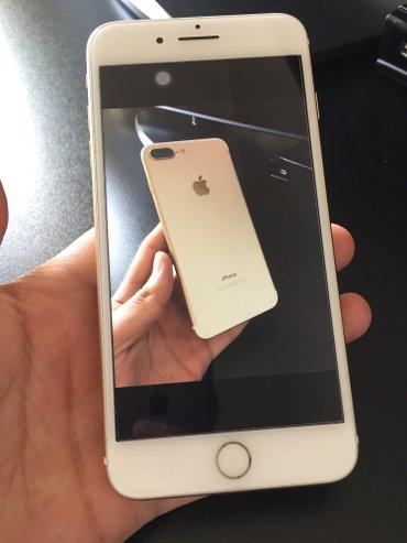 Iphone 7plus 32g в цвете gold в хорошем состоянии есть вмятинка в зади в Лебединовка