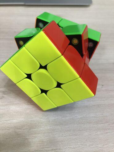 Gan 356 X rubik kubu 3x3. Dunyada en suretli kublardan 1-i sayilir