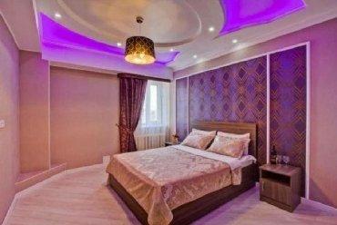сдается 1 ком в Кыргызстан: 1 комнатная квартира на сутки. ПОСУТОЧНО. Квартира на сутки Бишкек. К