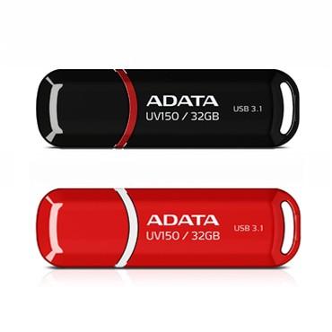 2-гб-флешка-цена в Кыргызстан: Флешка ADATA UV150 32GB USB 3.1оптом дешевле Коротко о
