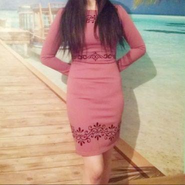Платье в отличном состоянии! подойдет на 42-44. Возможен  обмен  в Бишкек