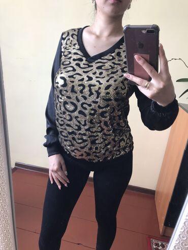 Личные вещи - Каракол: Очень красивое блузочка кофточкаразмер s,брала за 1000 отдам за 300