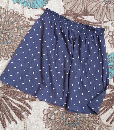 Simpaticna pamucna suknjica na tufnice Duzina 36,5cm Struk 27,5-51cm