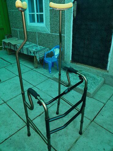Ходунки, костыли, трости, роллаторы - Кыргызстан: Продаю ходули.В отличном состоянии. Как новые.4500 сом
