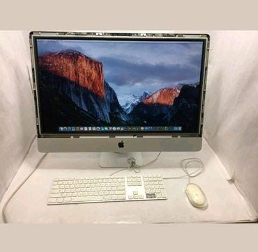 """Продаю Apple iMac Late 27"""", Core i7, 12 GB., RAM 1 ТВ. в Бишкек"""