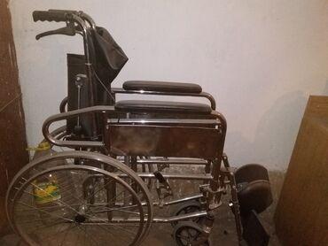 Инвалидные коляски - Кыргызстан: Коляска жаны новый