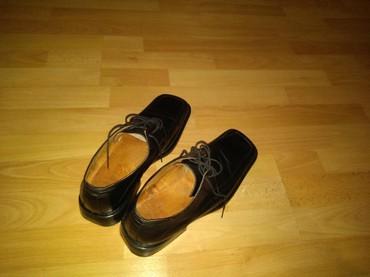 Personalni proizvodi - Vrsac: Cipele muske svecane kozne br43 nosene 3 puta samo.skoro nove