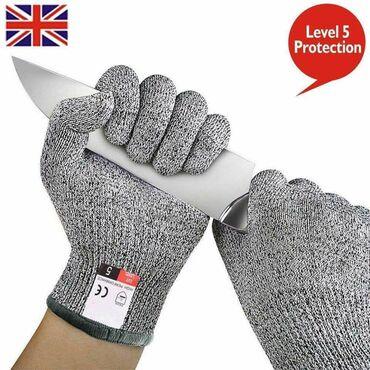 Cena 1500 dinara.SafeCut™ zaštitne rukavice, max nivo zaštite 5Max