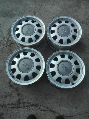 Alu felne 15 - Srbija: Prodajem alu felne R15 raspon rupa 5x112 . Pasuju za Audi A4, A5, A6