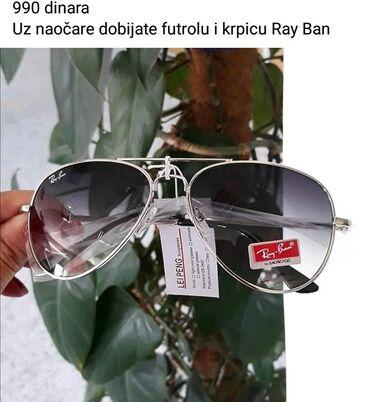 Ray ban sunglasses - Srbija: Ray Ban classic 990 din. + futrola + krpica