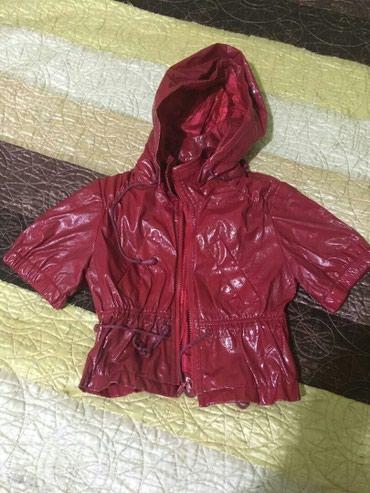 4-6 лет летняя курточка в Бишкек