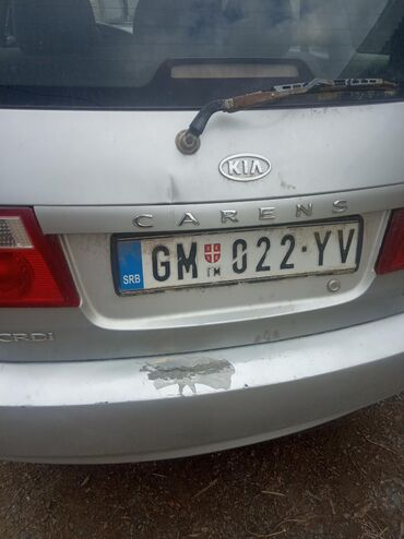 Kia - Srbija: Kia Roadster 2004