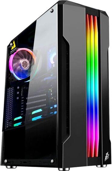 Игровой компьютер.Характеристики:i3-9100fZ27016gb240gb1tb600wRx570