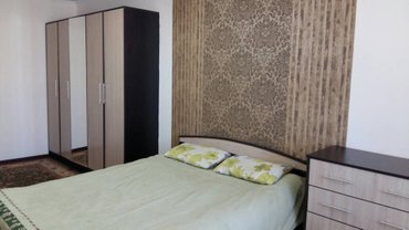 сдаётся 3-х комнатная квартира в нижнем джале(ахунбаева/курчатова), 35 в Бишкек