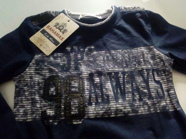 Dečiji Topići I Majice | Obrenovac: Pamučna majica za dečake,veličina 2.Nova je,sa etiketom.Na prednjoj