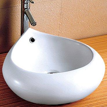 umyvalnik i unitaz в Кыргызстан: Раковина накладная декоративная для ванной melana mln-7220,размеры