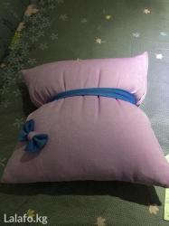 декоративные наволочки на подушки в Кыргызстан: Подушка декоративная -дополнительное украшение для дома