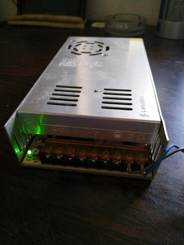 блок питания для сигнализации в Азербайджан: Мощный блок питания 12 вольт 30ампер
