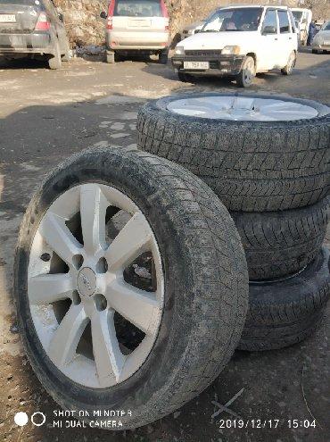 купить шины 205 55 16 лето в Кыргызстан: 205''55''16