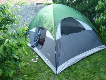 Спорт и хобби - Заречное: Продаю палатку 6 ти местный