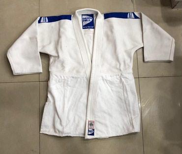 """judo - Azərbaycan: Judo kimonosu """"Green Hıll""""–qalın və möhkəm kimonodur,peşəkar məşğul"""