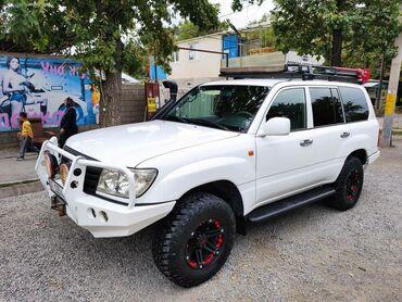 двигатель тойота авенсис 1 8 vvt i бишкек в Кыргызстан: Toyota Land Cruiser 4.5 л. 2006