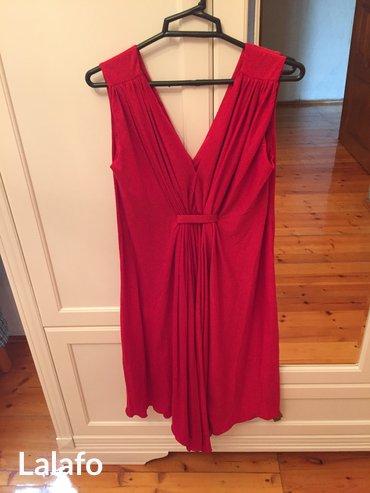 Bakı şəhərində Платье для беременных, один раз одевалось, размер s, prémaman