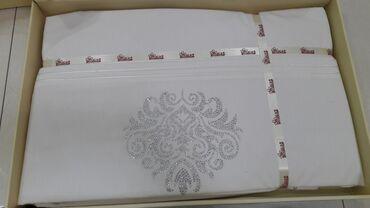 Cox gozel cehizlik yataq desti satilir.Deste daxildir : pokrival, 2