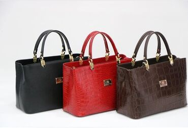 Сумки - Кыргызстан: Кожаные сумки от Турецкого бренда. Canpel