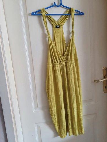 Haljine   Novi Sad: H&M haljina za leto