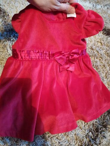 Dečija odeća i obuća - Smederevska Palanka: H&M svečana, novogodisnja haljina za bebeVel 68Preslatka